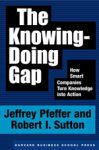 Jefrey Pfeffer co-authored a tok on this gap