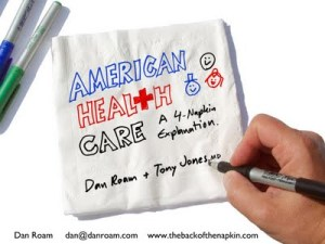 The Health Care Debate on a Napkin