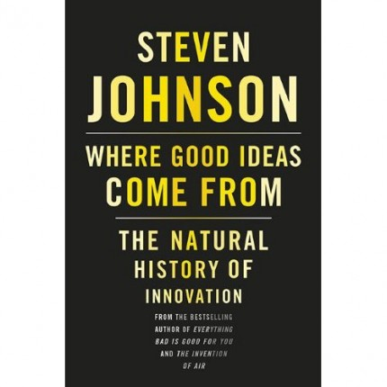 Where Good Ideas Come From By Johnson; Doing Both By Sidhu – Two