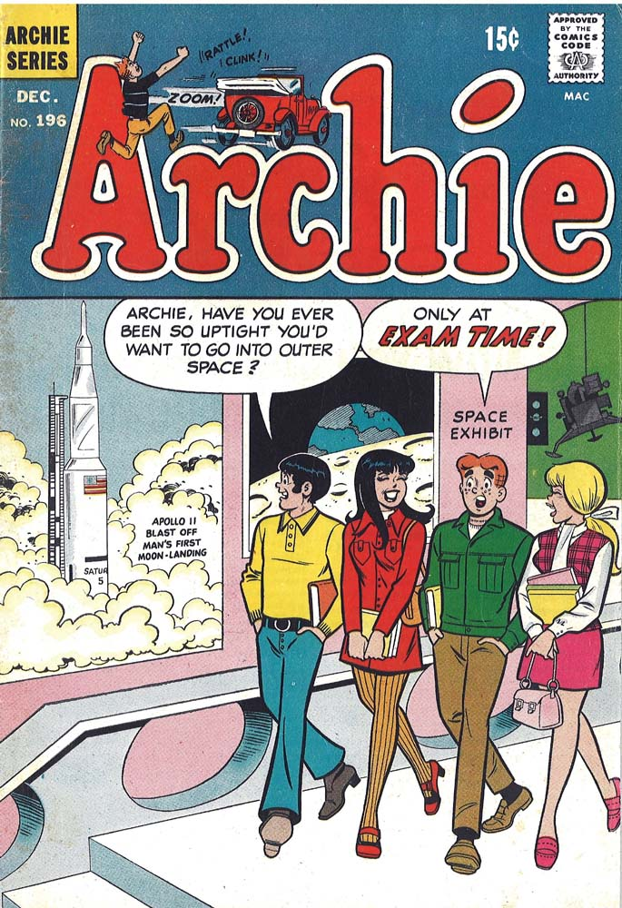 From Archie Comics to Nancy Drew to the Supreme Court â€