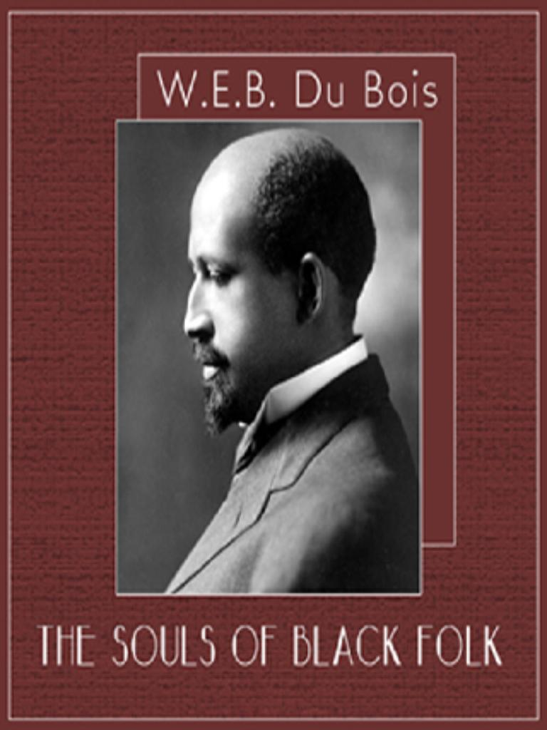 The Souls of Black Folk Quotes