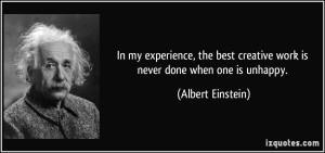 Eisnstein quote