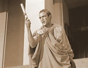 Friends, Romans, countrymen, lend me your ears