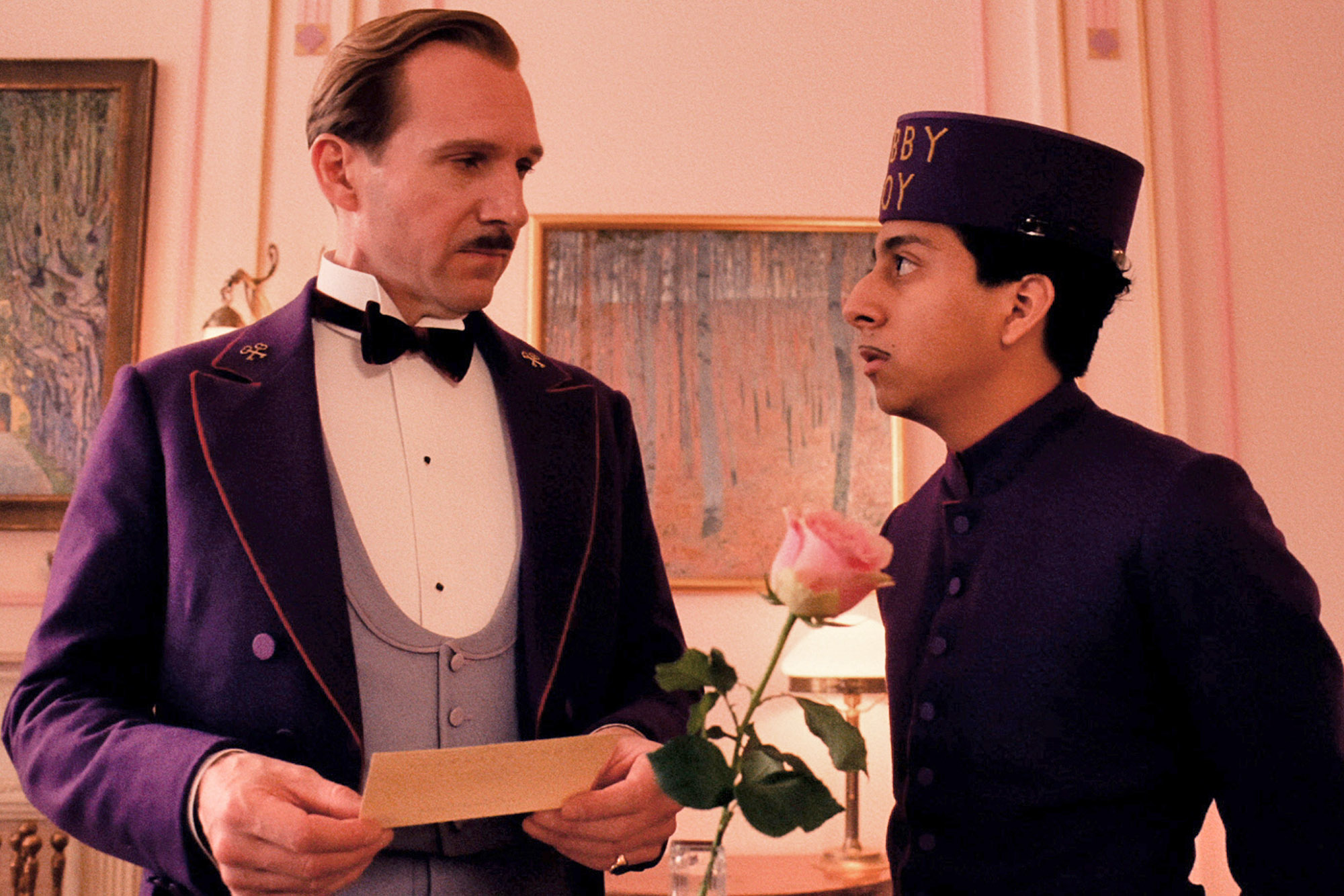 "Grand Budapest Hotel Quotes What Will The Customer Want Tomorrow""  Oh For The Prescience Of"