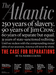 Atlantic, Reparations