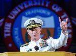 Admiral William H. McRaven at the Universtiy of Texas