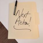 Next Action Folder