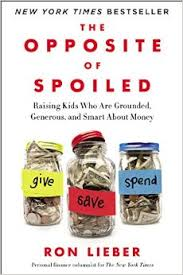 Opposite of Spoiled Book Cover