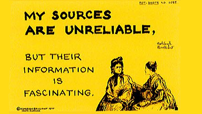 how to tell if a source is reliable