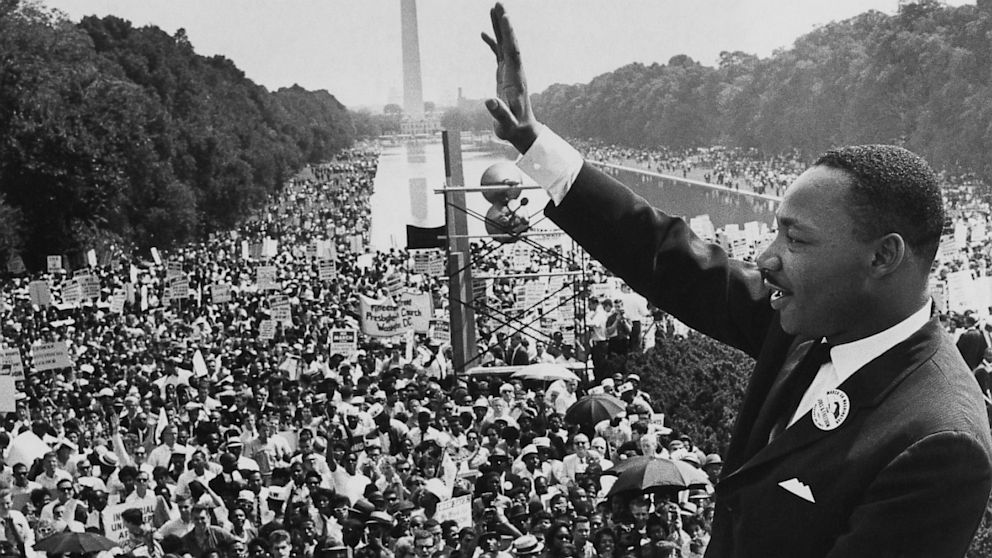 """all we say to america is """"be true to what you said on paper  all we say to america is """"be true to what you said on paper """" martin luther king jr 3 1968"""