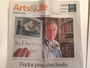 Doctor Prescribes Books