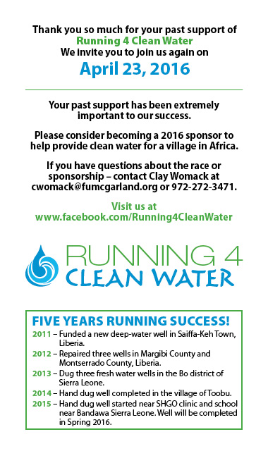 RunningforCleanWater2016