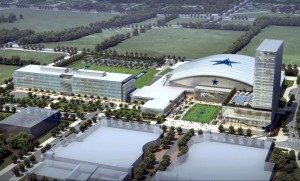 Soon to be the new Cowboys world!