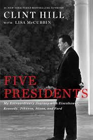 FivePresidents book cover