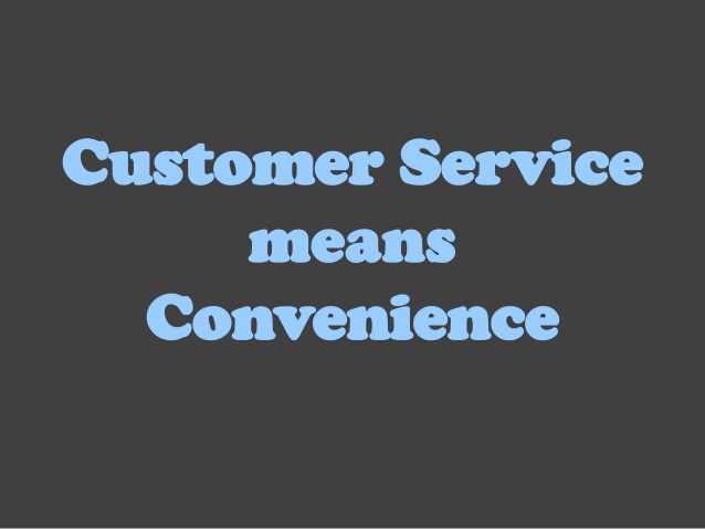 The six elements of good customer service/experience – The ...