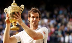 Andy Murray, 2-Time Wimbledon Champion